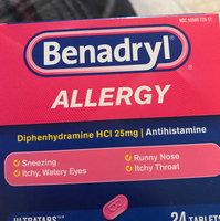 BENADRYL® Allergy ULTRATAB® Tablets uploaded by Grecia R.