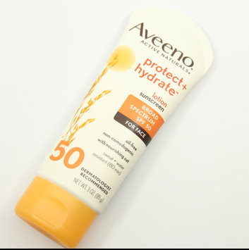 Aveeno SPF 50 Natural Protection Sunscreen Lotion uploaded by Lindsay Z.