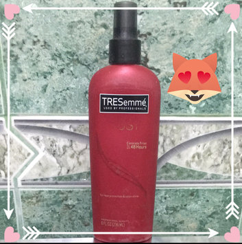 Photo of TRESemmé Keratin Smooth Heat Protection Shine Spray uploaded by Margarita H.