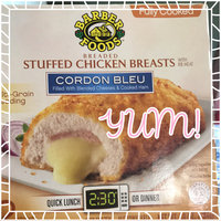 Barber Foods Fully Cooked Cordon Bleu 2 Pack Stuffed Chicken Breasts 10 Oz Box uploaded by Ashley Y.