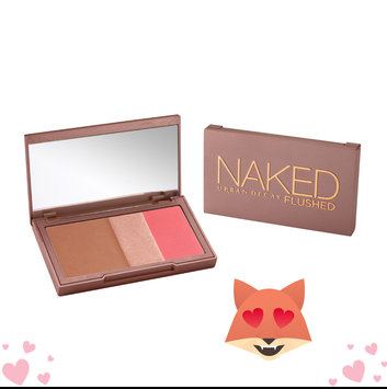 Urban Decay Naked Flushed uploaded by Lizeth R.