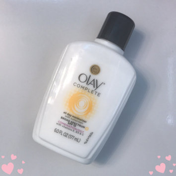 Olay Complete Cream All Day Moisturizer with SPF 15 for Sensitive Skin uploaded by Cheryl C.