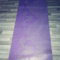 Gaiam Yoga Flower of Life Yoga Mat uploaded by Claire A.