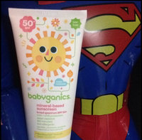 BabyGanics Cover Up Baby Sunscreen for Face & Body SPF 50+ uploaded by Elaine B.
