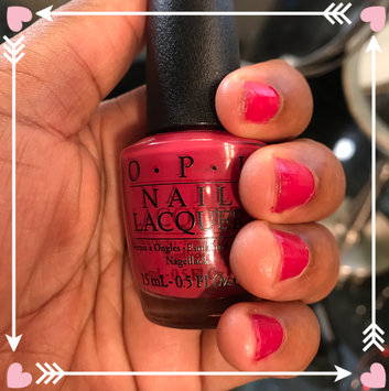 OPI Nail Lacquer uploaded by Tameka S.