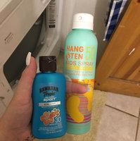 Hang Ten - Kids Natural Sunscreen Spray Banana Scented 50 SPF - 6 oz. uploaded by Cassandra D.
