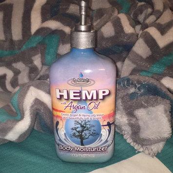 Photo of Creative Lab Moist Hemp Argan Oil Body Moisturizer uploaded by Pamela D.