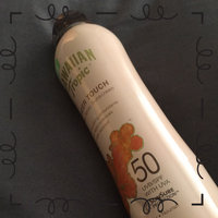 Hawaiian Tropic® Sheer Touch Clear Spray Sunscreen Broad Spectrum SPF 50 uploaded by Amy W.