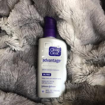 Clean & Clear Advantage Acne Control Moisturizer uploaded by Edlyn N.