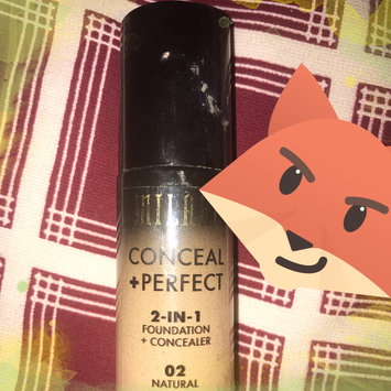 Milani Conceal + Perfect 2-in-1 Foundation + Concealer uploaded by Eliani C.