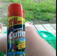 Cutter Backwoods Unscented Insect Repellent uploaded by Angie M.