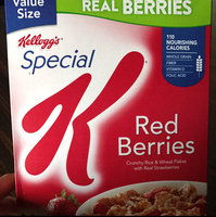 Kellogg's Special K Red Berries Cereal uploaded by Gina H.