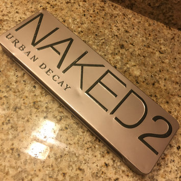 Urban Decay Naked2 (Naked 2) Palette (Just The Palette, no mini lipgloss included) uploaded by Star H.