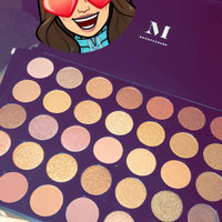 Morphe 35T - 35 Color Taupe Eyeshadow Palette uploaded by Carrie H.