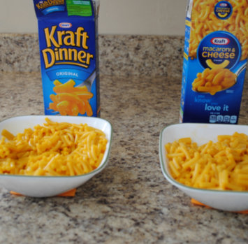 Kraft Macaroni and Cheese Original uploaded by Sanaa R.