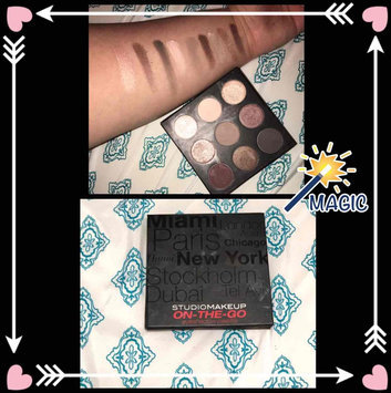 StudioMakeup On-The-Go Eyeshadow Palette Cool Down uploaded by Kayla N.