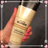 John Frieda® Sheer Blonde Highlight Activating Brightening Conditioner Lighter Blondes uploaded by Stacy S.