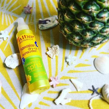 Photo of Alba Botanica Hawaiian Sunscreen Aloe Vera Lotion uploaded by Cash A.