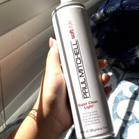 Paul Mitchell Super Clean Spray uploaded by Estefany C.