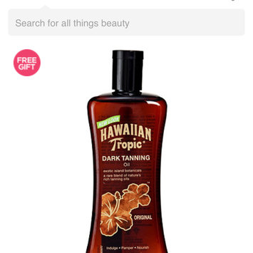 Photo of Hawaiian Tropic Dark Tanning Oil uploaded by Brittany L.
