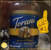 Torani Flavoring Syrup Classic Hazelnut Sugar Free uploaded by Brandy D.
