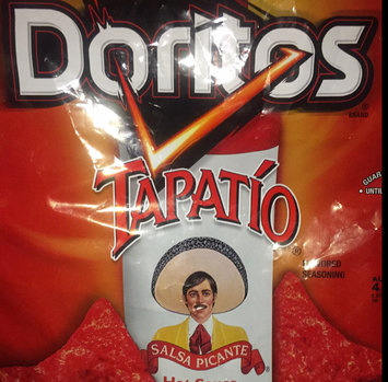 Doritos® Tapatio® Flavored Tortilla Chips uploaded by Anna V.