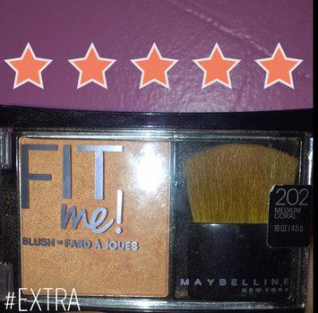 Maybelline Fit Me! Blush uploaded by Anna V.