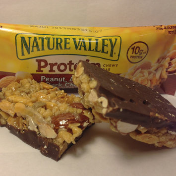 Photo of Nature Valley™ Protein Bar Peanut Butter Dark Chocolate uploaded by Carolina R.