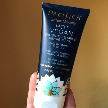 Photo of Pacifica Hot Vegan Probiotic & Spice Rehab Mask uploaded by Nicole R.