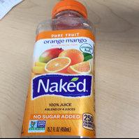 Naked All Natural 100% Juice Orange Mango uploaded by Kelley F.