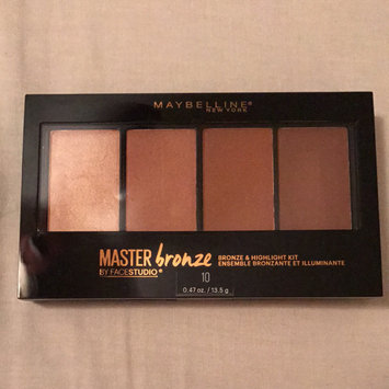 Maybelline Master Bronze & Highlighting Kit uploaded by Jessica J.