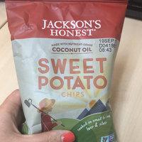 Jackson's Honest Organic Coconut Oil Potato Chips Sweet Potato 5 oz uploaded by Courtney J.