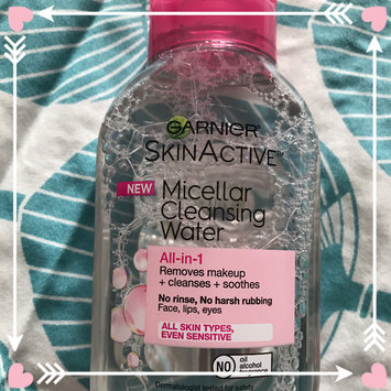 L'Oreal Garnier Skin Micellar Cleansing Water 400 ml by HealthMarket uploaded by Megan K.