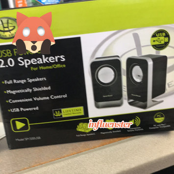Photo of Gear Head Gearhead USB-Powered Full Range Speakers uploaded by Amanda M.