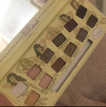 The Balm Nude'tude Palette uploaded by Hannah W.