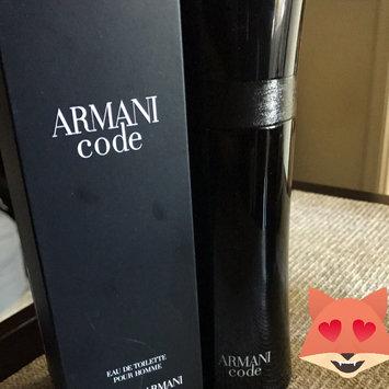 Armani Code By Giorgio  Edt Spray 4. 2 Oz uploaded by Olga Janeth O.