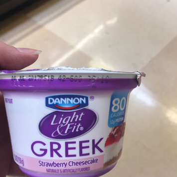 Photo of Dannon® Light & Fit Greek Yogurt uploaded by Rebekah H.