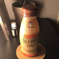 Califia Farms Califia Cold Brew Coffee Salted Caramel 10.5oz uploaded by Kristen H.