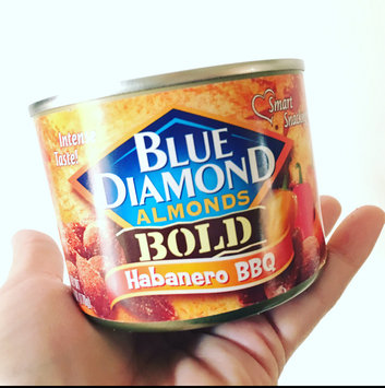 Photo of Blue Diamond® Bold Almonds Habanero BBQ uploaded by Dominica Rose H.