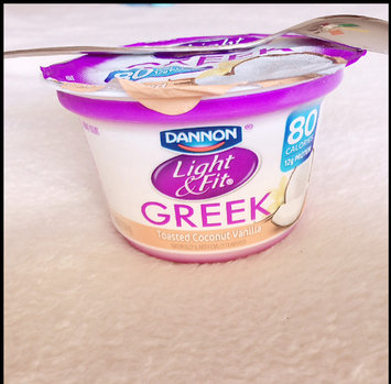 Photo of Dannon® Light & Fit Greek Yogurt uploaded by Elizabeth A.