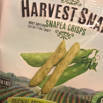 Photo of Harvest Snaps Snapea Crisps Lightly Salted uploaded by Shishandra D.