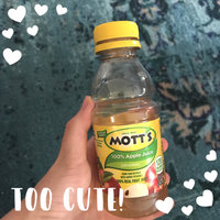 Mott's® 100% Original Apple Juice uploaded by Kimberly R.