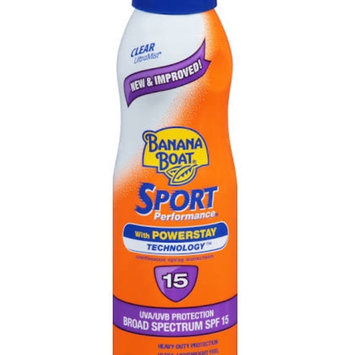 Photo of Banana Boat Sport Performance Clear UltraMist Sunscreen Spray With PowerStay Technology uploaded by Danika B.