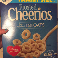 Cheerios General Mills Frosted Cereal uploaded by Haley M.