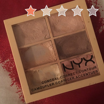 NYX Cosmetics Correct Contour Concela - Light uploaded by Melina S.