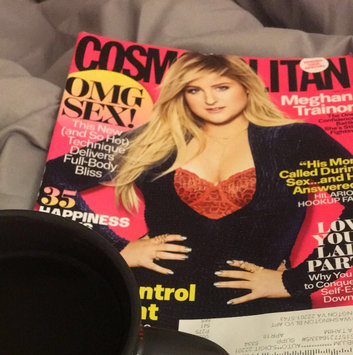 Photo of Cosmopolitan  Magazine uploaded by Priya K.