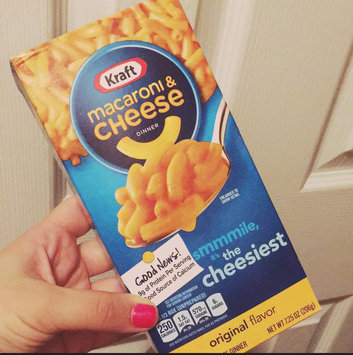 Photo of Kraft Macaroni & Cheese Extreme Cheese Explosion uploaded by Krista L.