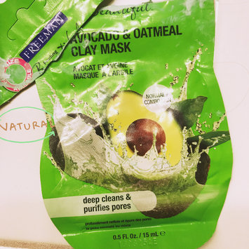 Freeman Beauty Feeling Beautiful™ Avocado & Oatmeal Clay Mask uploaded by Meaghan G.