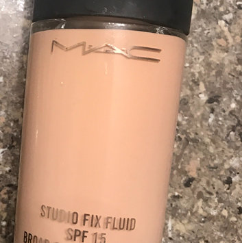 MAC Studio Fix Fluid SPF 15 Foundation - C3.5 () uploaded by Jacquelyn H.