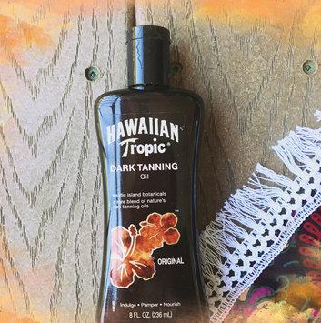 Hawaiian Tropic Dark Tanning Oil uploaded by MELISSA Y.